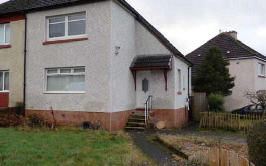 3 Bedroom SHlat, 24 Burnhall Road, North Lanarkshire, Wishaw, ML2 8DG